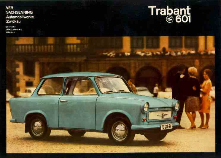 East Germany S Only Car The Unreliable